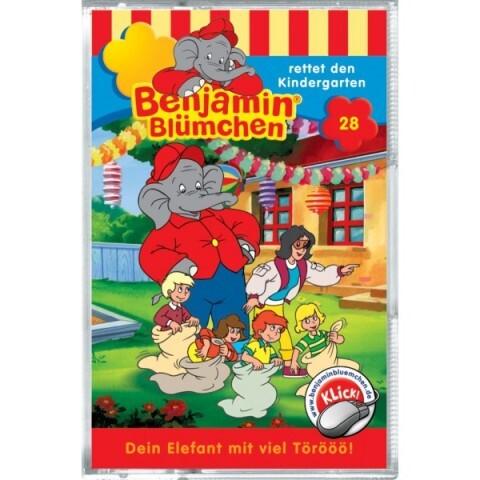 Folge 028: rettet den Kindergarten als Kassette