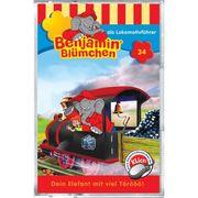 Benjamin Blümchen als Lokomotivführer, 1 Cassette