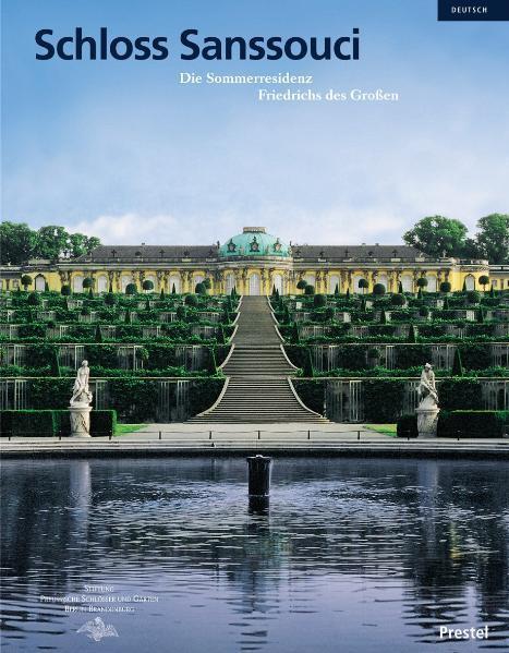 Schloss Sanssouci als Buch (kartoniert)