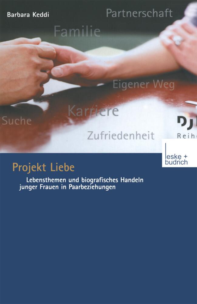 Projekt Liebe als Buch (kartoniert)