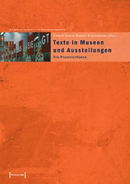 Texte in Museen und Ausstellungen als Buch (kartoniert)