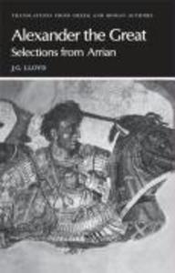 Arrian: Alexander the Great: Selections from Arrian als Buch (kartoniert)