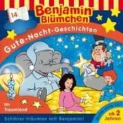 Benjamin Blümchen, Gute-Nacht-Geschichten - Im Traumland, 1 Cassette