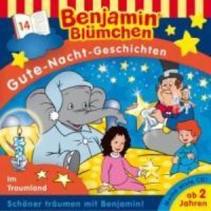 Benjamin Blümchen, Gute-Nacht-Geschichten - Im Traumland, 1 Cassette als Kassette