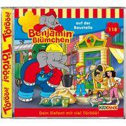 Benjamin Blümchen 118. auf der Baustelle. CD