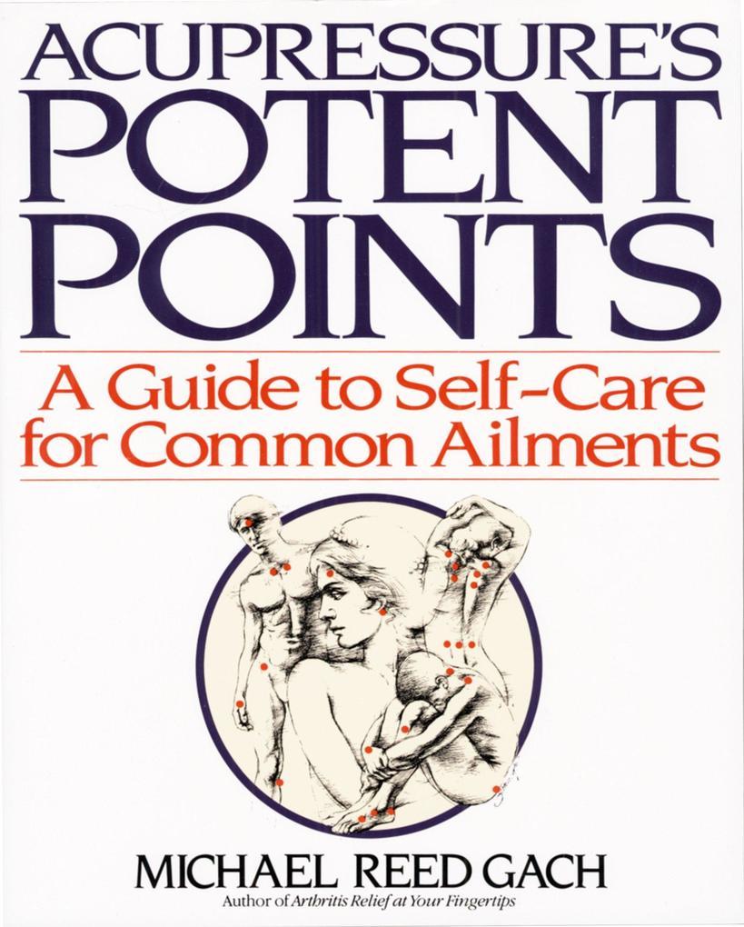 Acupressures Potent Points als Taschenbuch