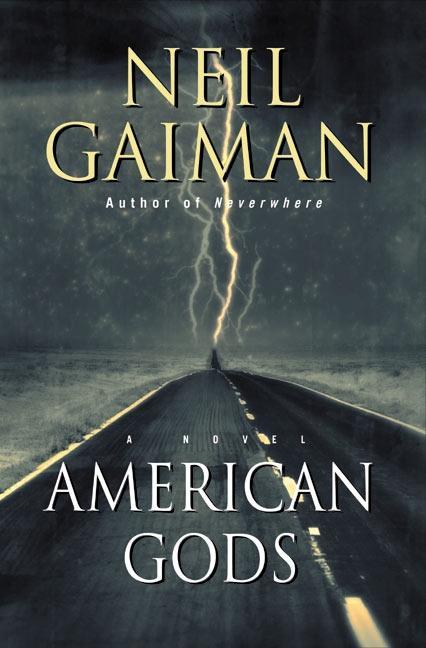 American Gods als Buch (gebunden)