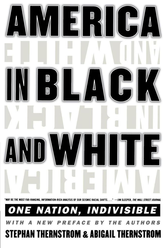 America in Black and White als Buch (kartoniert)