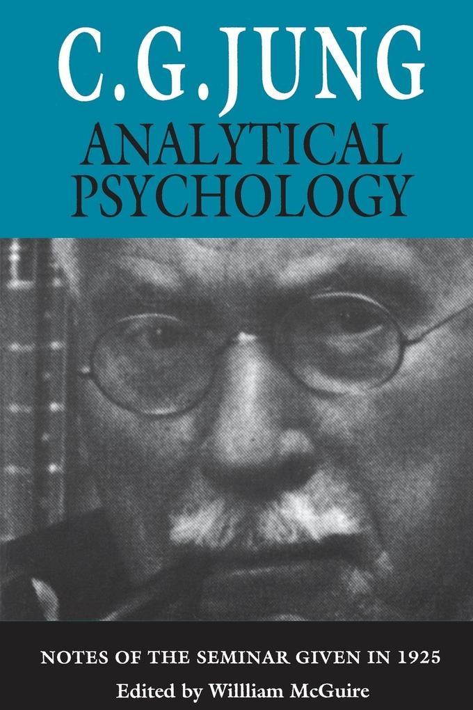 Analytical Psychology als Buch (kartoniert)