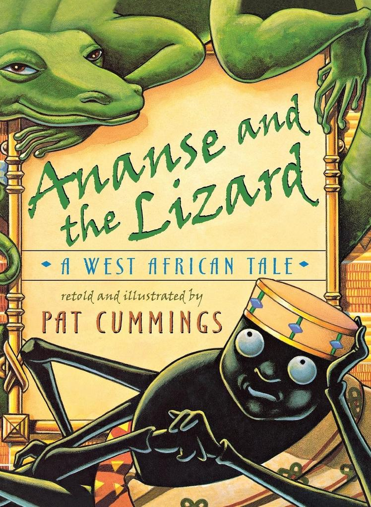 Ananse and the Lizard als Buch (gebunden)