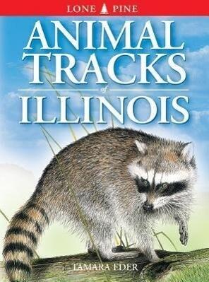 Animal Tracks of Illinois als Taschenbuch