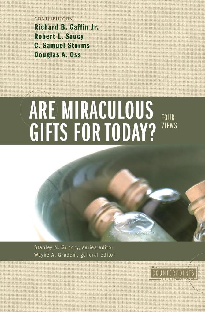 Are Miraculous Gifts for Today? als Buch (kartoniert)