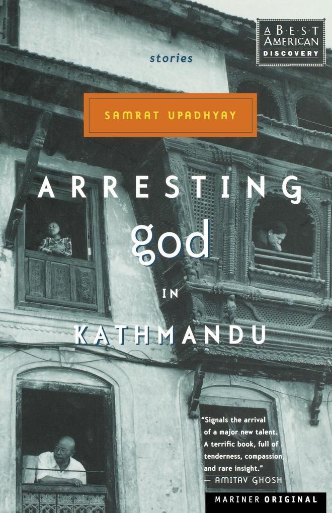 Arresting God in Kathmandu als Taschenbuch
