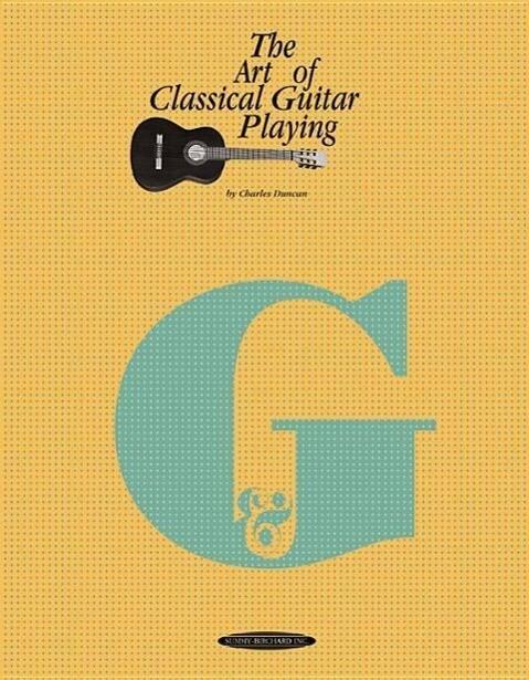 Art of Classical Guitar Playing als Taschenbuch
