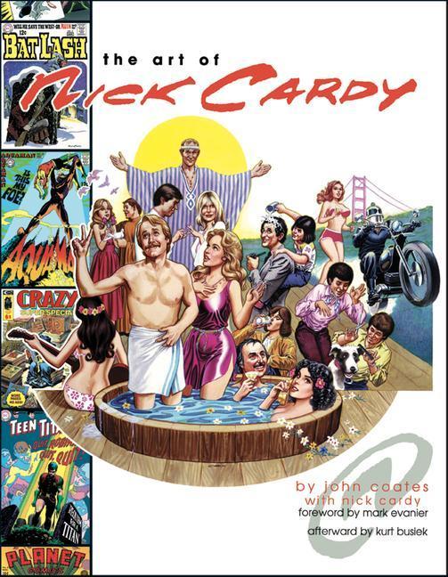The Art of Nick Cardy als Taschenbuch