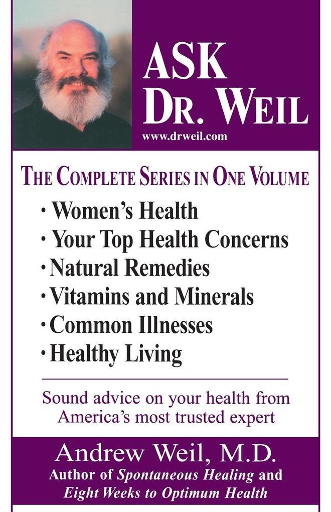 Ask Dr. Weil Omnibus #1 als Taschenbuch