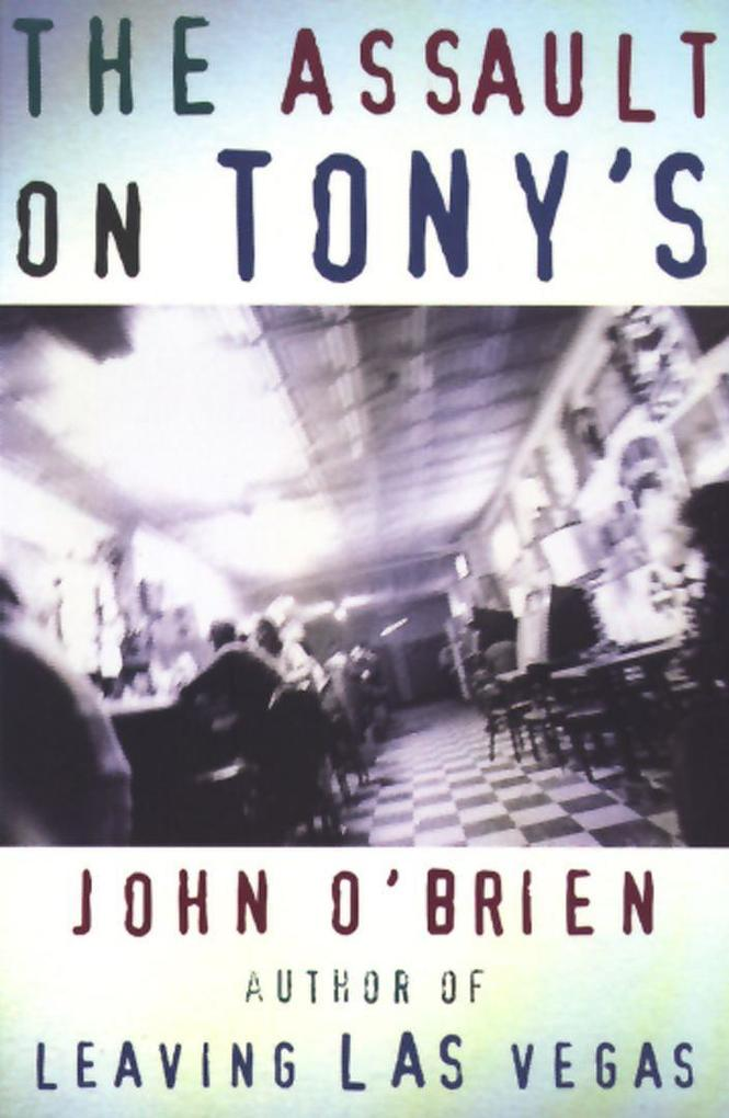 The Assault on Tony's als Taschenbuch