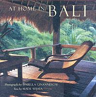 At Home in Bali als Buch (gebunden)