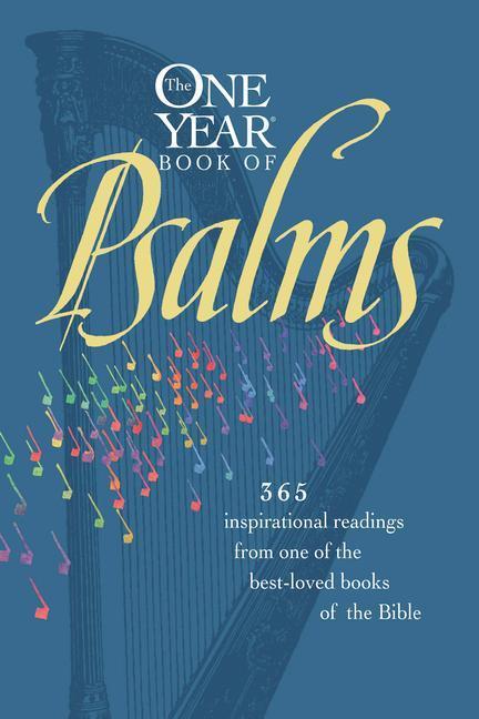 One Year Book of Psalms-Nlt als Taschenbuch