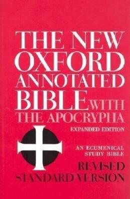 New Oxford Annotated Bible-RSV als Buch (gebunden)