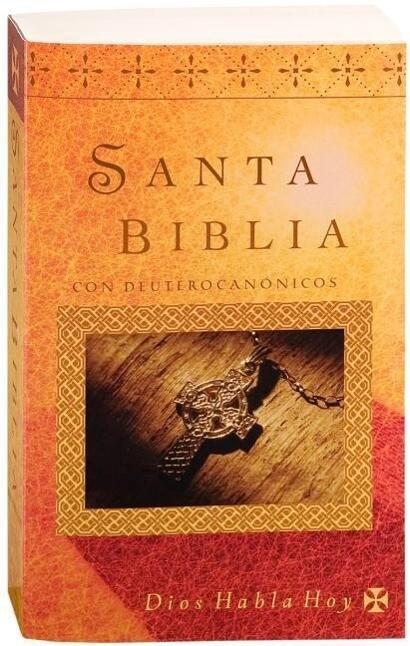 Santa Biblia Con Deuterocanonicos-VB als Taschenbuch