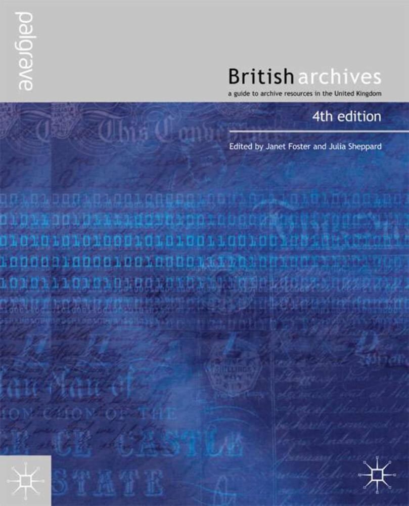 British Archives als Buch (gebunden)