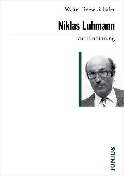 Niklas Luhmann zur Einführung als Buch (kartoniert)
