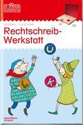 LÜK Rechtschreibwerkstatt 1. / 2. Klasse