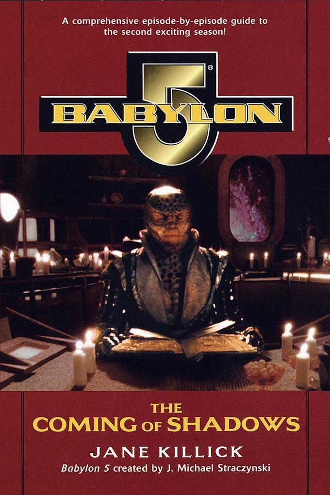 Babylon 5: The Coming of Shadows als Taschenbuch