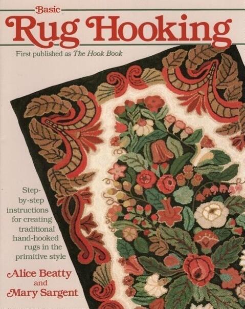 Basic Rug Hooking als Taschenbuch