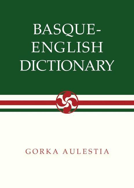 Basque-English Dictionary als Buch (gebunden)