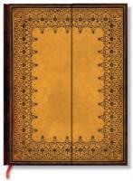 LEATHER EMBOSSED ULTRA JOURNAL als Buch (gebunden)