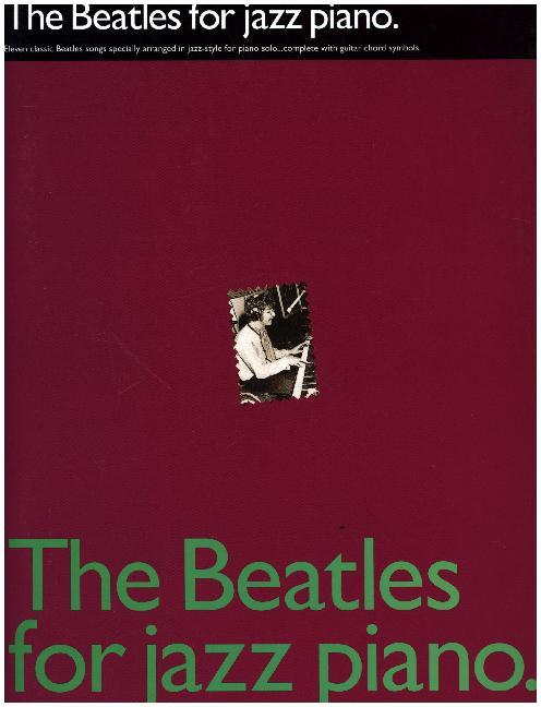 The Beatles for Jazz Piano als Taschenbuch