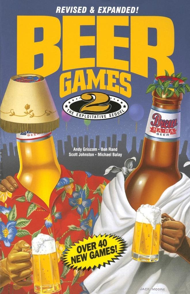 Beer Games 2, Revised als Taschenbuch