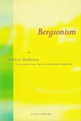 Bergsonism als Buch (kartoniert)