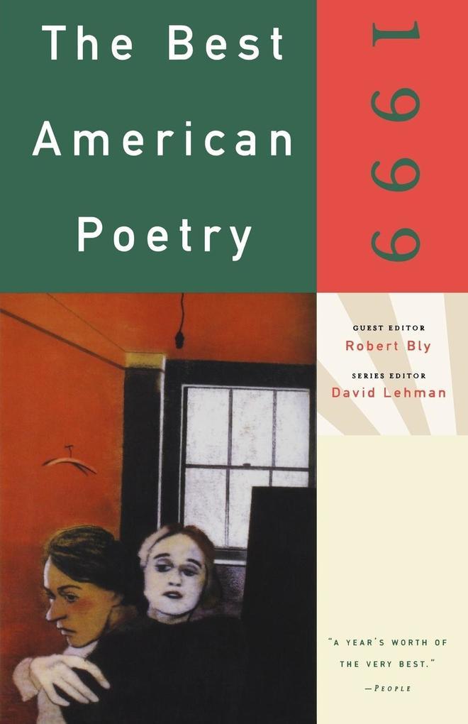 The Best American Poetry als Buch (kartoniert)