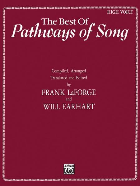 The Best of Pathways of Song: High Voice als Taschenbuch