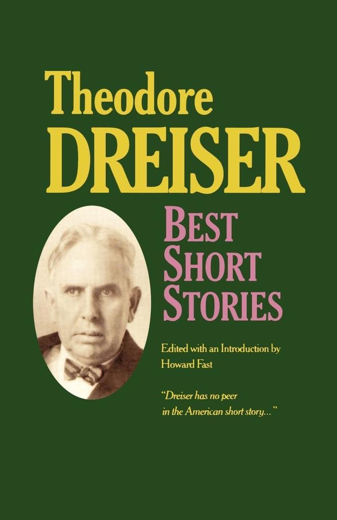 Best Short Stories of Theodore Dreiser als Buch (kartoniert)