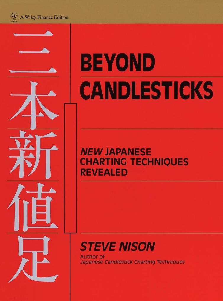 Beyond Candlesticks als Buch (gebunden)