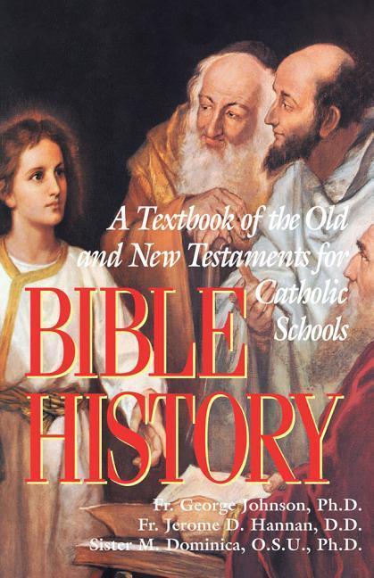 Bible History als Taschenbuch