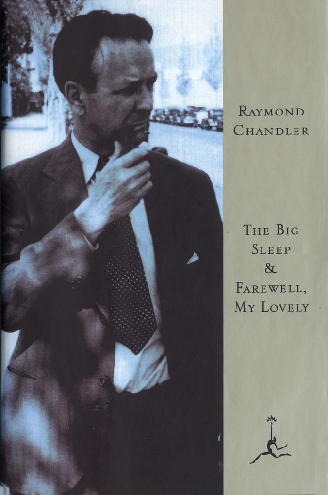 The Big Sleep & Farewell, My Lovely als Buch (gebunden)
