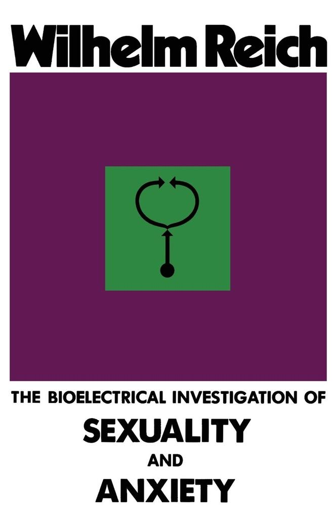 The Bioelectrical Investigation of Sexuality and Anxiety als Buch (kartoniert)