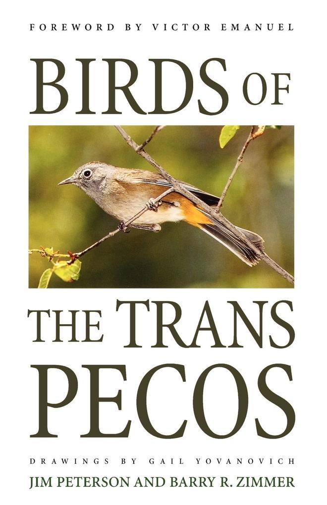 Birds of the Trans-Pecos als Taschenbuch