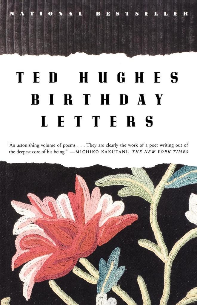 Birthday Letters als Buch (kartoniert)