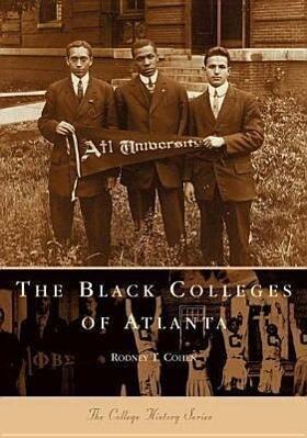 The Black Colleges of Atlanta als Taschenbuch