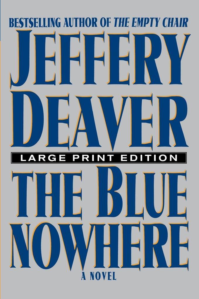 The Blue Nowhere als Taschenbuch