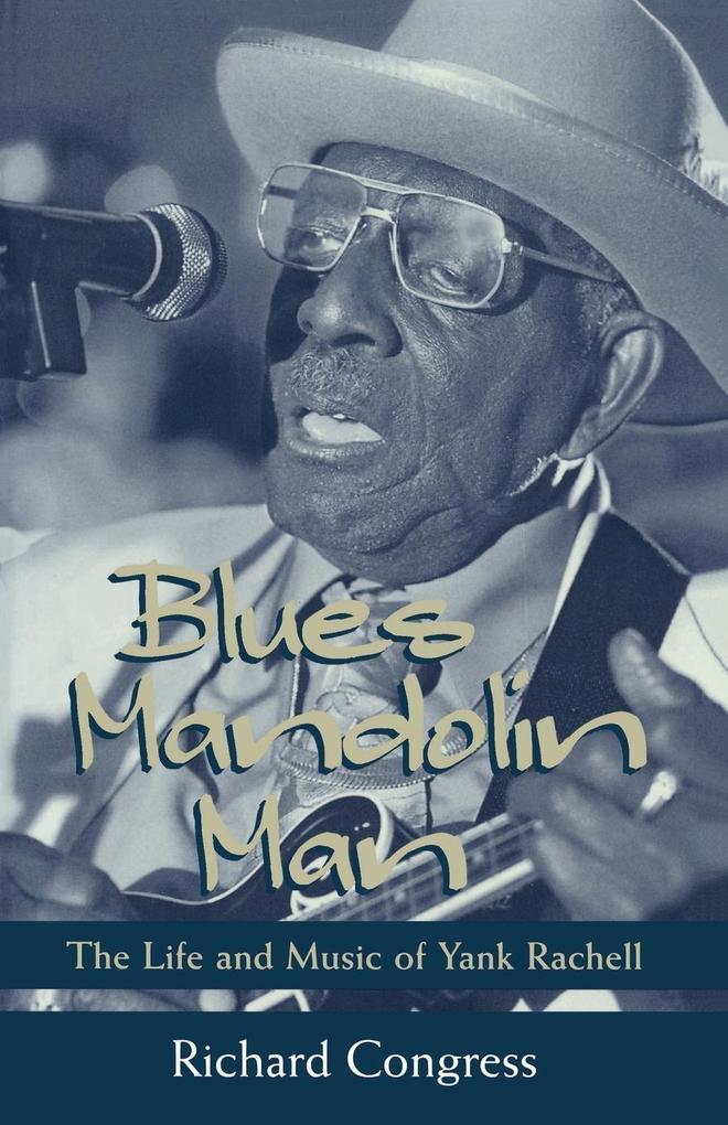 Blues Mandolin Man als Buch (kartoniert)