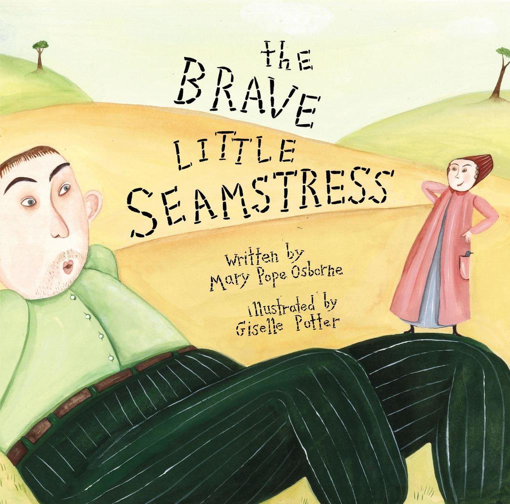 The Brave Little Seamstress als Buch (gebunden)