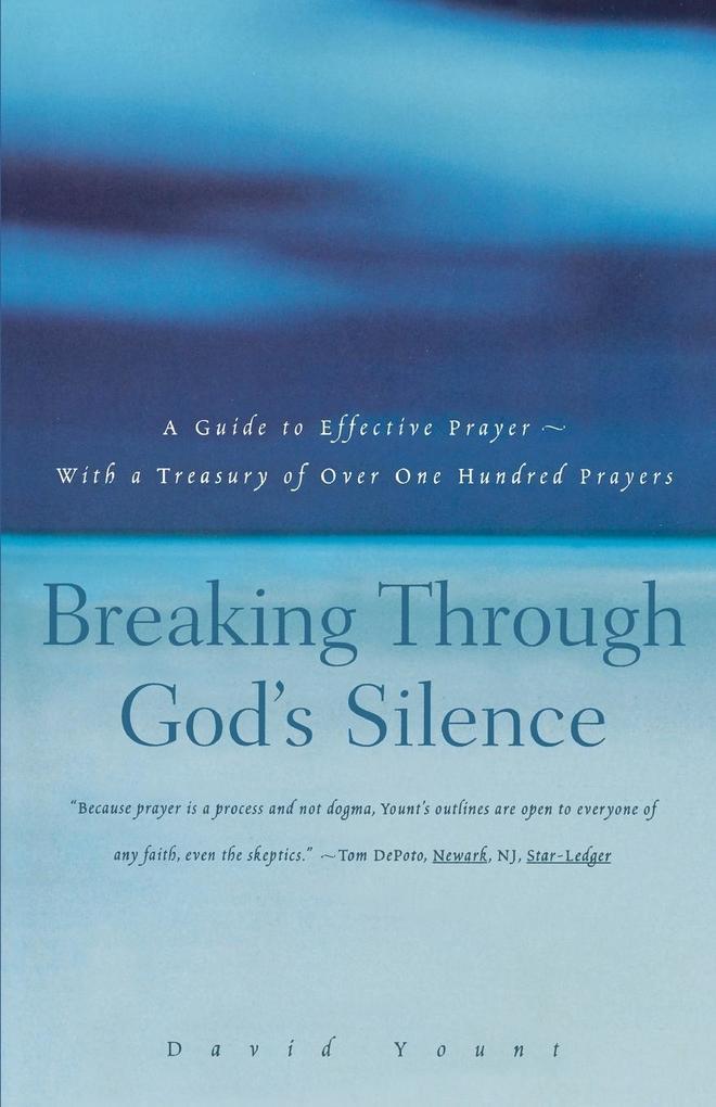 Breaking Through God's Silence als Buch (kartoniert)