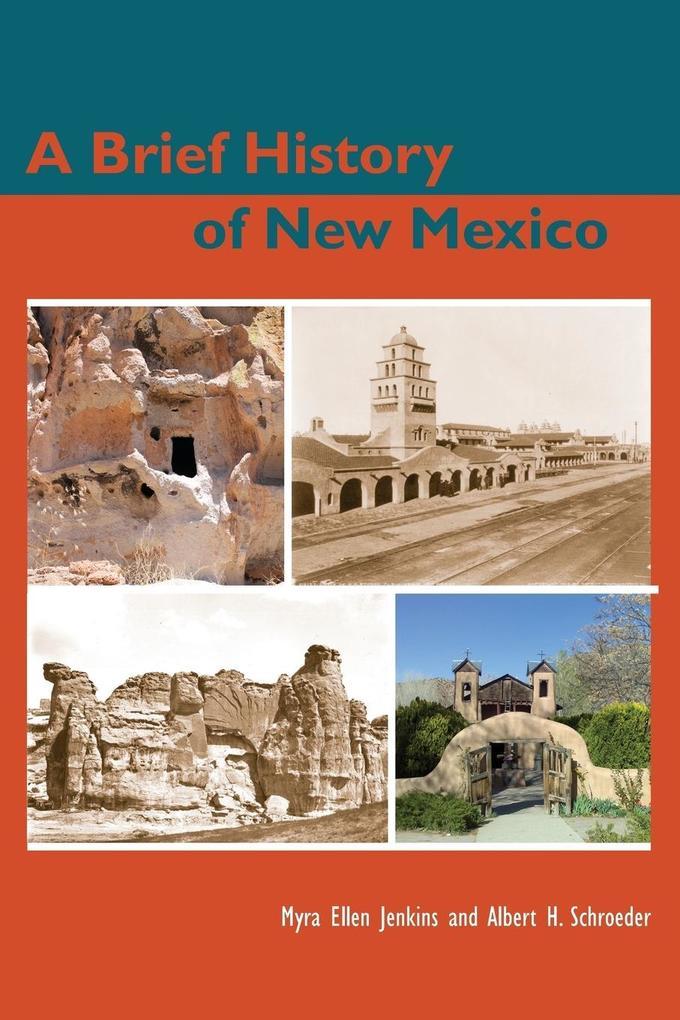 Brief History of New Mexico als Taschenbuch